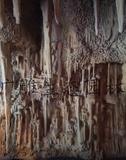 室内人造溶洞造景