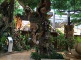 生态园仿真树