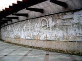 南京菊花台雕塑