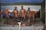 六安霍山烈士博物馆雕塑工程
