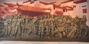 芜湖烈士陵园雕塑